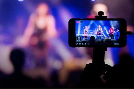La Plata: Se reactiva la actividad via streaming