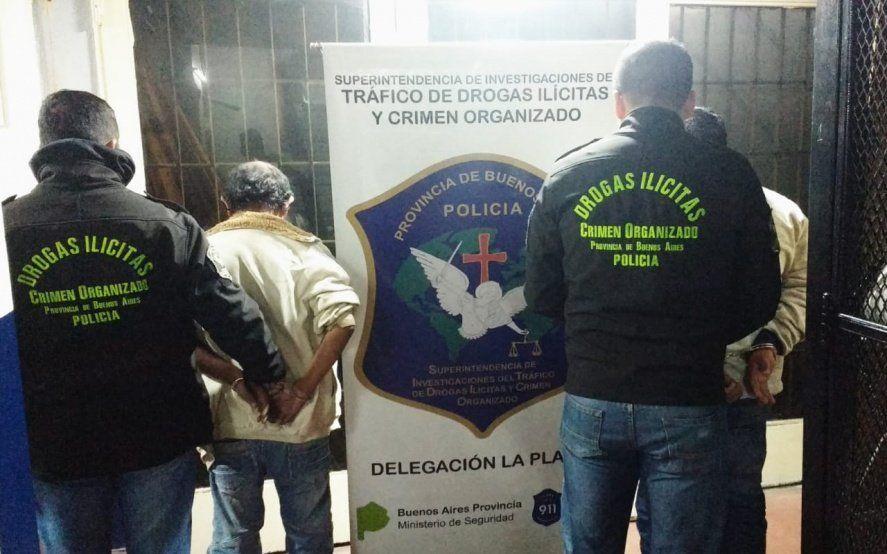 La Plata: policías simularon ser atletas para desbaratar una banda que vendía drogas a jóvenes