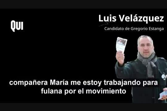 Vidoe entrevista a Luis María Velázquez, precandidato a concejal del Frente de Todos en Pinamar