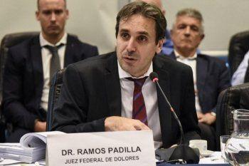¿Quién continuará con la investigación por espionaje de Ramos PAdilla?