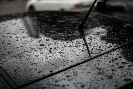 alerta meteorologico en la provincia: tormentas fuertes y ocasional caida de granizo