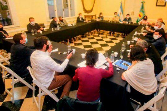 el gobierno nacional reforzo la asistencia alimentaria a 15 municipios del conurbano bonaerense