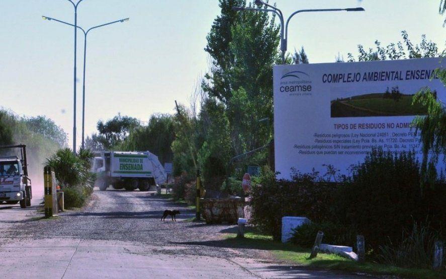 Histórico: la CEAMSE cerró el relleno de Punta Lara y con la basura generarán electricidad