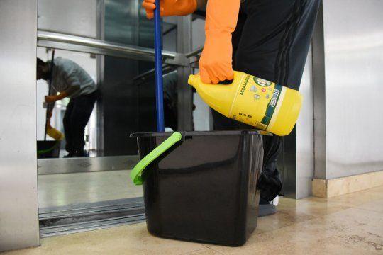 coronavirus: consejos de higiene y asepsia para evitar la propagacion del virus en ascensores