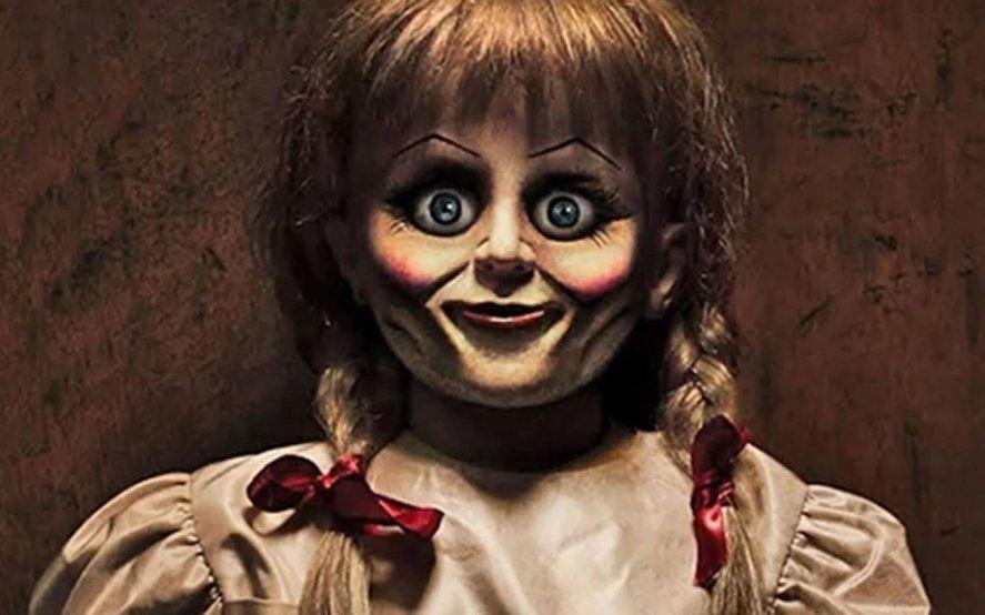 #HolaAnnabelle: el curioso hashtag de twitter para que te conteste la muñeca de la película