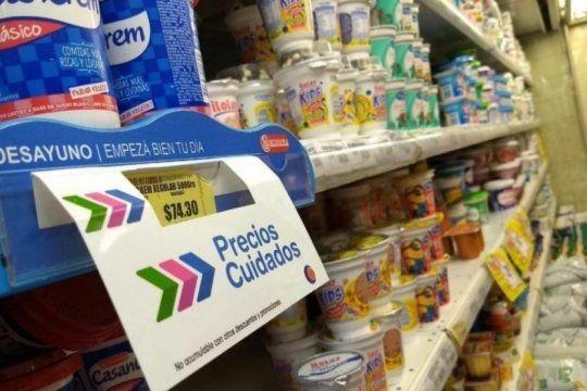 el programa precios cuidados se mete en las gondolas con mas de 300 productos y primeras marcas