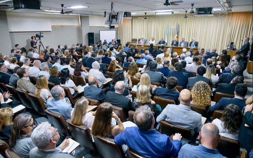 Frente a la crisis en cárceles, de Lázzari prometió respaldo a los jueces bonaerenses y pidió restringir el uso de la prisión preventiva
