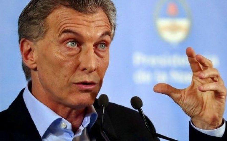 Macri insistió con la incertidumbre electoral y la desconfianza en el peronismo para explicar la crisis