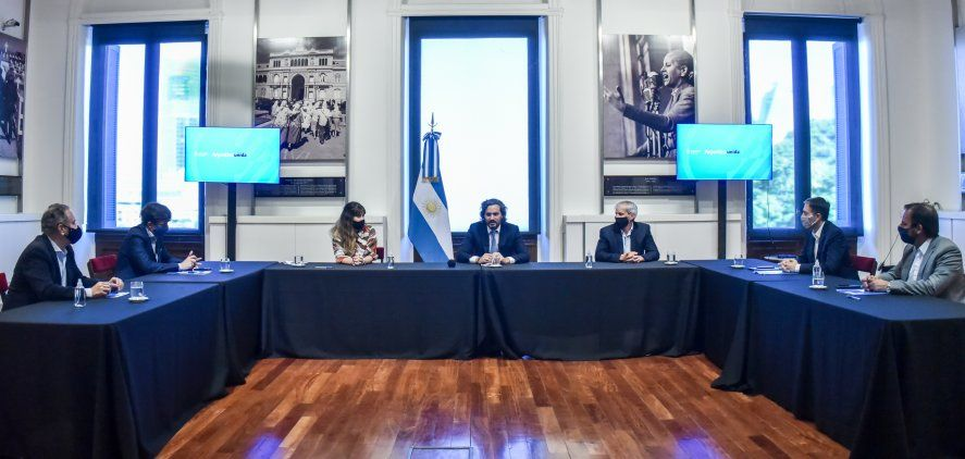 Convenios de modernización con municipios de la Provincia