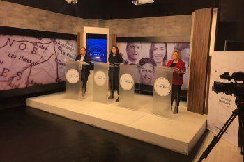 Anahí Bilbao, Lorena Savioli y Jorge Álvarez participaron del debate de la sexta sección en Infocielo El Debate de cara a las elecciones legislativas en la provincia de Buenos Aires.