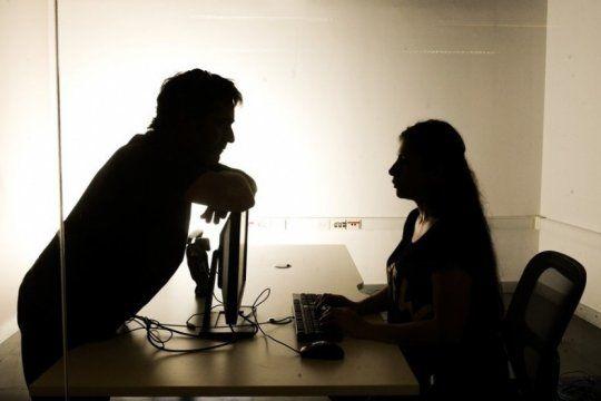 #violenciamachista: mas del 85% de las mujeres ha sufrido violencia de genero en su trabajo