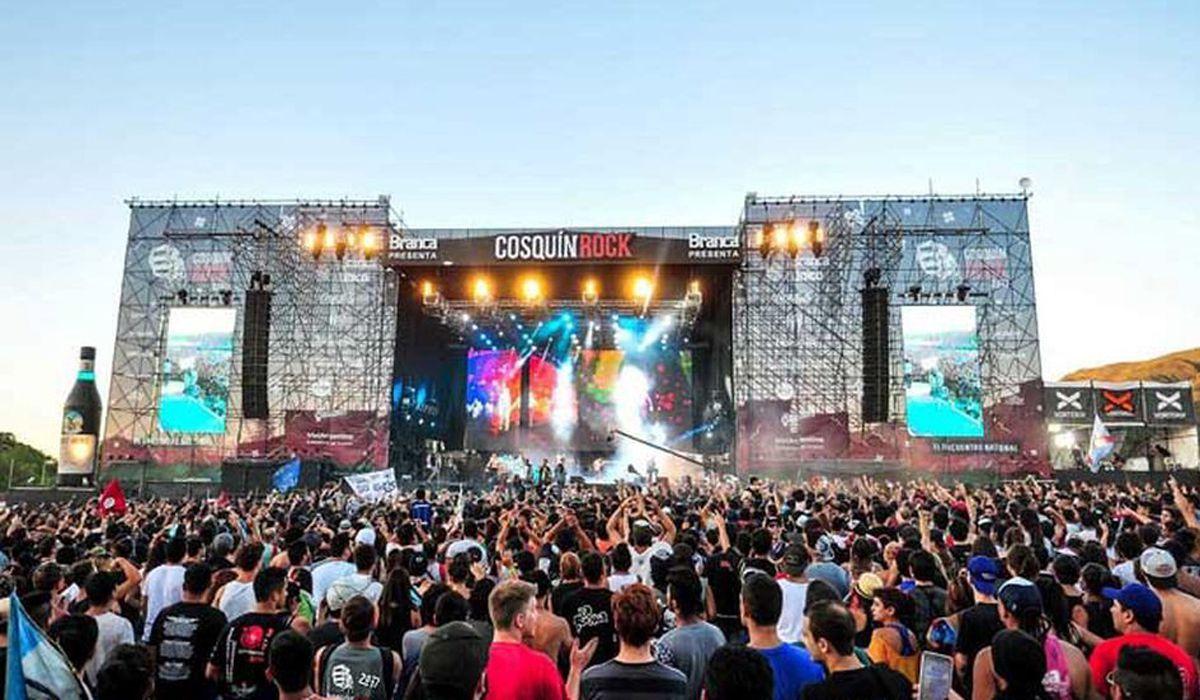 Vuelve el Cosquín Rocky con el, los Festivales masivos.