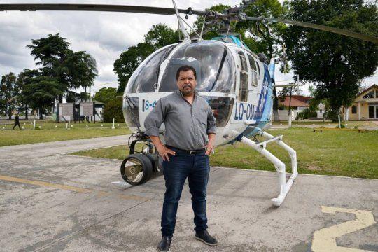 Gustavo Gómez, el titular de Aprevide, habló de todos los temas con Cielosports.