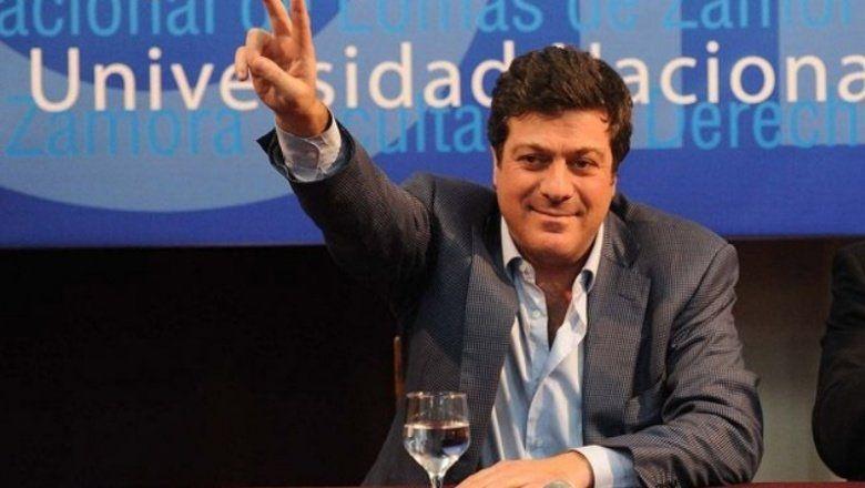 """Mariotto: """"Yo voy recontento a juicio oral y estoy orgulloso de haber impulsado Futbol Para Todos"""""""