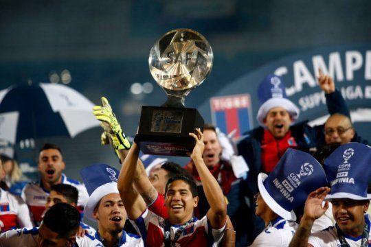oficial: mira como quedaron las zonas para la copa superliga 2020
