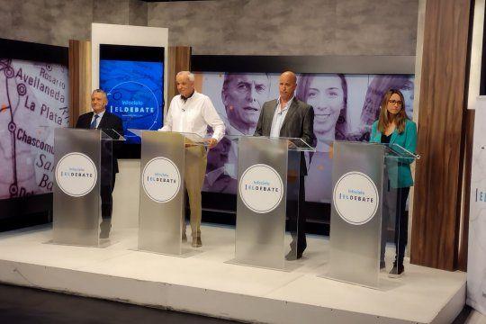 Los candidatos y candidatas a senadores de la quinta seccion electoral pasaron por Infocielo El Debate.