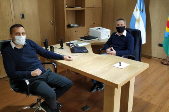 Javier Lovera explicó en La Cielo como avanza la gestión de la Subsecretaría de Deportes