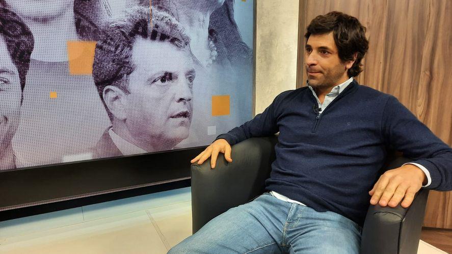 Sebastián De Luca, dirigente del espacio de Emilio Monzó, habló sobre Facundo Manes en LADO P
