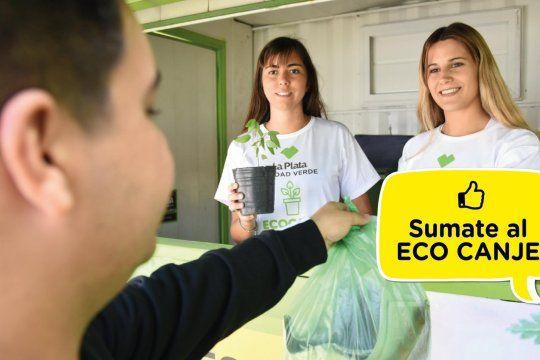 El eco canje es una iniciativa que busca promover el cuidado del planeta.