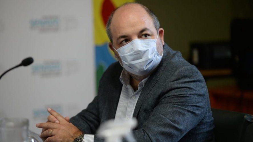 El senador bonaerense Agustín Máspoli aseguró que Facundo Manes es un gran candidato para las elecciones legislativas.
