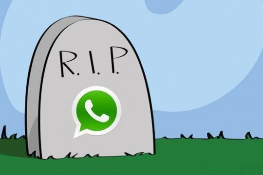 ¿te lo preguntaste? enterate que pasa con las cuentas de whatsapp cuando alguien muere
