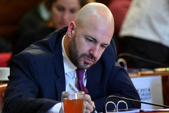 Alejandro Carrancio: el concejal que rompió el bloque de Juntos por el Cambio de Mar del Plata.