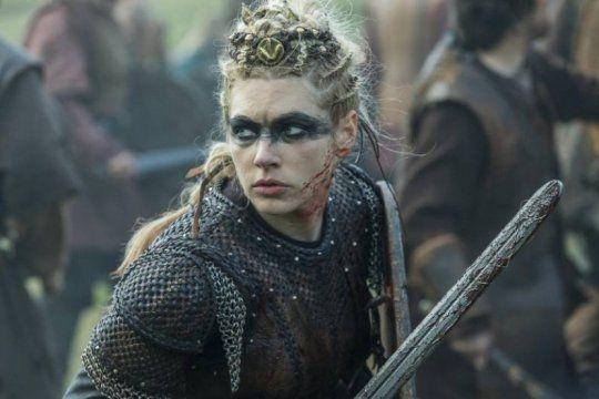 furor en las redes por el trailer de la sexta y ultima temporada de vikingos