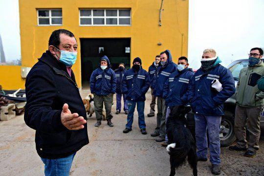 Julio Marini, uno de los intendentes que cuestionó la decisión de Tandil.