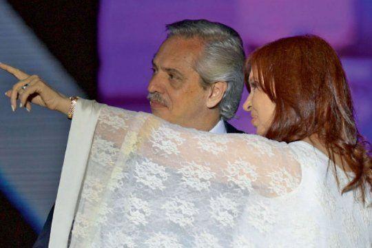 Alberto respaldó la carta al FMI y desmienten diferencias con Cristina.