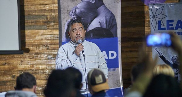 adrian grana exploto contra lucas ghi: el municipio de moron estuvo ausente
