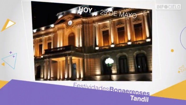 Revolución de 1810: Entrá y conocé cómo celebran Tandil, Villa Gesell y Dolores