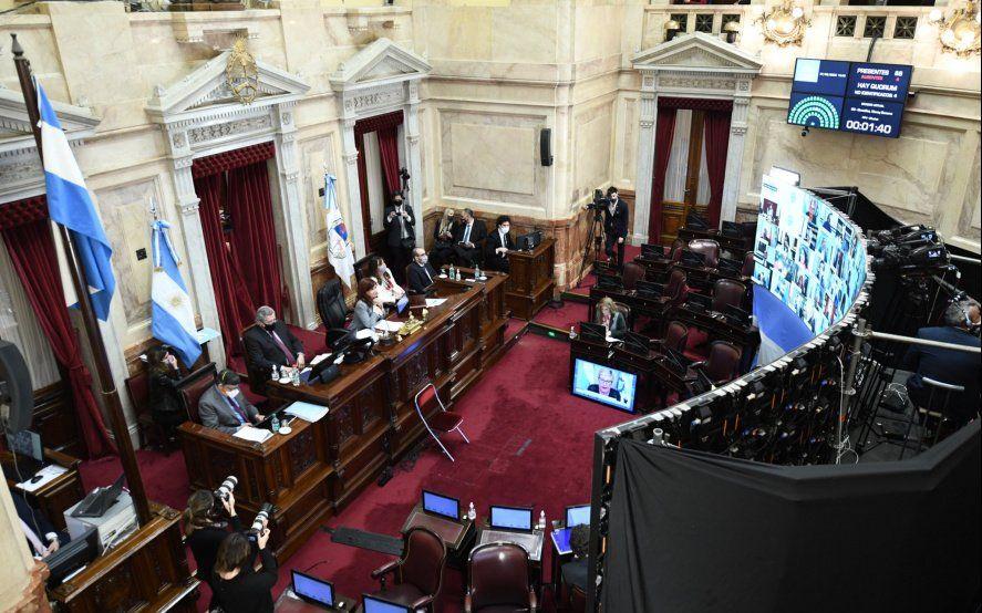 El Senado aprobó la Reforma Judicial