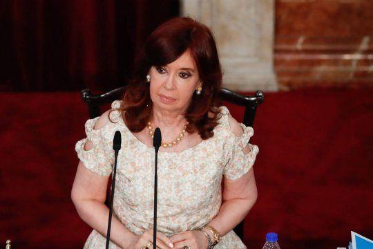 Cristina Kirchner realizó un nuevo pedido a la Justicia