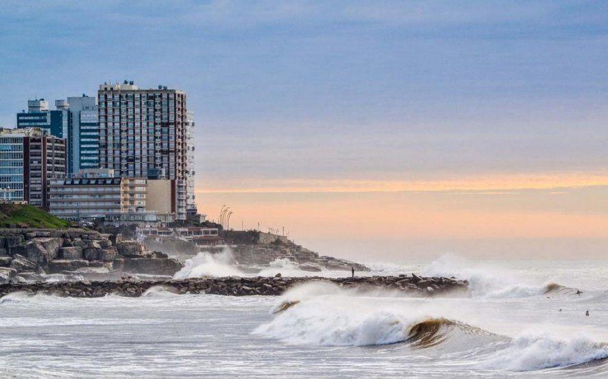 Enero en la playa: enterate cómo va a estar el tiempo los últimos días del mes en la costa atlántica
