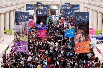 La Expo Universidad se hace todos los años en el Pasaje Dardo Rocha de La Plata