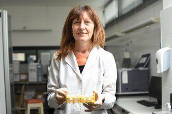 Rosana Toro, viróloga clínica de la Facultad de Ciencias Exactas de la Universidad Nacional de La Plata (UNLP)