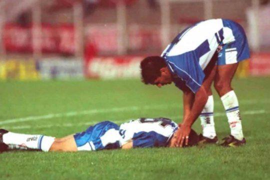 el caso graieb: a 20 anos del dia que un jugador volvio de la muerte en una cancha