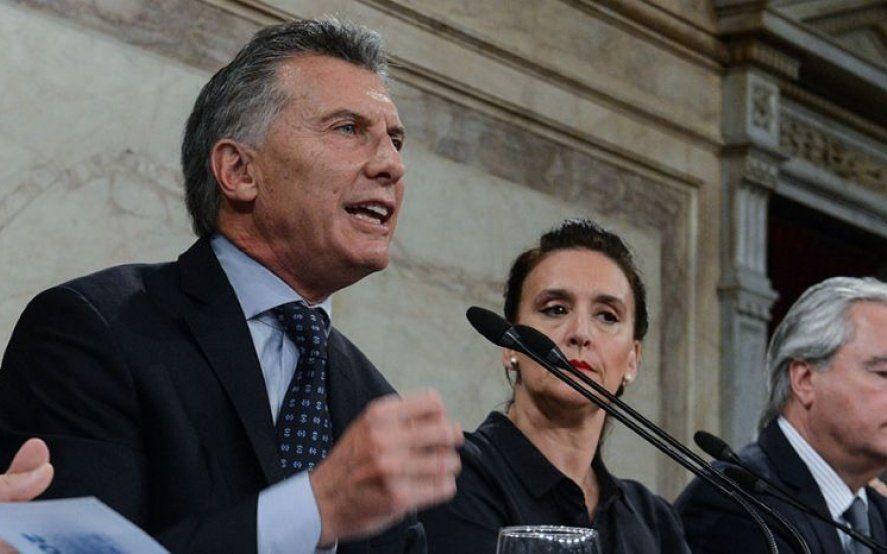 Un especialista analizó los gestos de Macri durante el discurso ante el Congreso