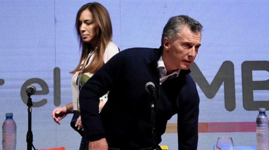 Macri habló sobre Vidal en el marco de la interna de JxC de cara a las elecciones