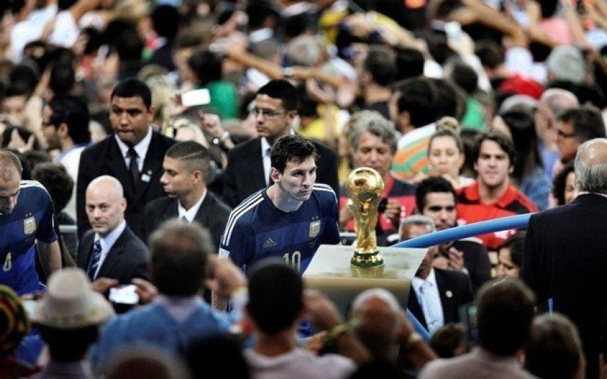 ¿Te animás a mirarlo de nuevo? Este fue el último partido de Messi en el Maracaná