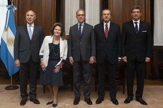 La Corte Suprema de Justicia falló sobre la situación de Bruglia y Bertuzzi, pero postergó para el jueves la decisión sobre Castelli.