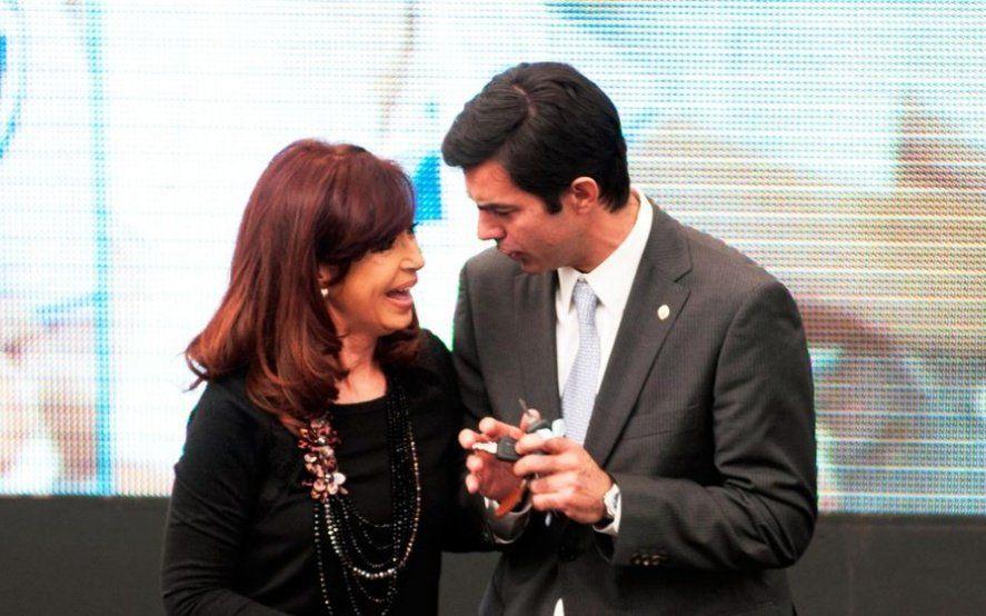 La candidatura de Urtubey, la llave para que Cristina gane en primera vuelta