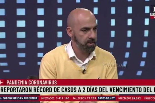 El pediatra televisivo Carlos Kambourian habló del final de la pandemia y el inicio de un plan de exterminio por acción y omisión