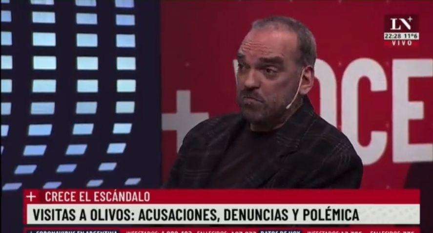 Fernando Iglesias: El diputado con derecho a sospechar sin pruebas