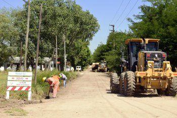 Comenzaron las obras del cronograma 2021 en La Plata
