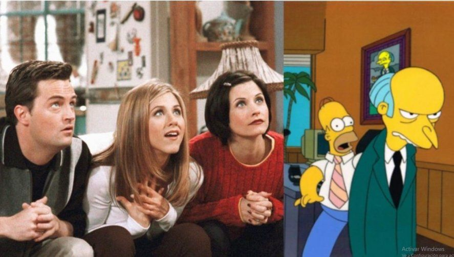 Los Simpsons & Friends: Los más pedidos de la plataformas de Streaming