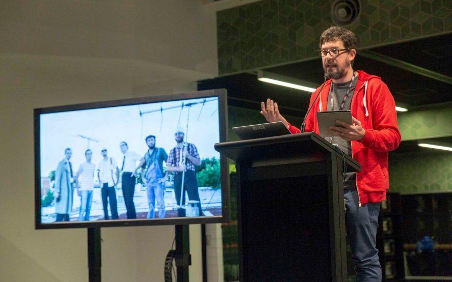De Nétflix a Australia, sin escala: la serie web platense que llegó al Festival de Melbourne