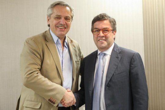 el guino del bid a alberto fernandez: esta listo para prestarle 6 mil millones de dolares a argentina
