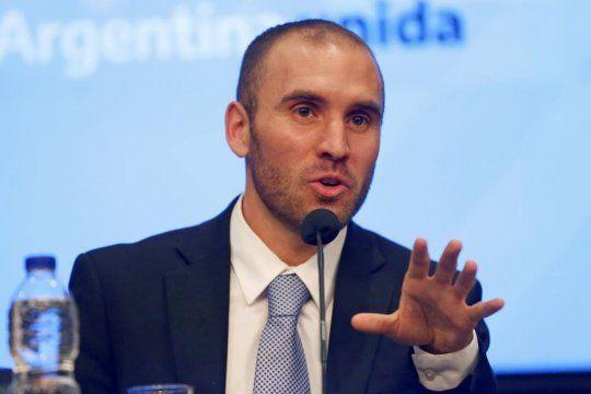 Guzmán envió un mensaje a la directora del FMi, Kristalina Georgieva.