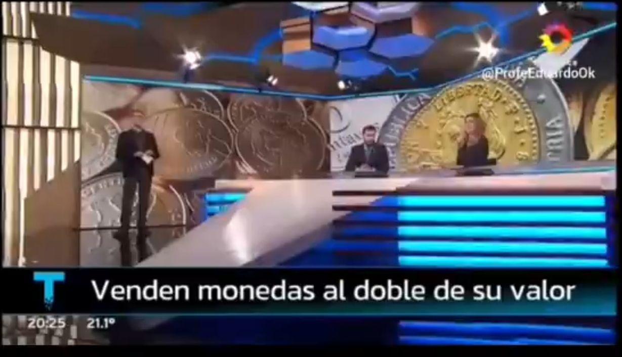 Diego Leuco aclaró que el audio filtrado en Telenoche sobre un deseo de lesión de Messi no fue dicho por nadie del programa
